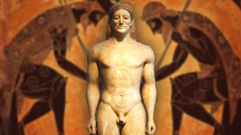 La mania del pene piccolo nell'antica Grecia