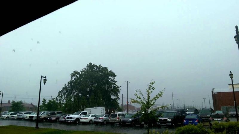 20150521 a little rain in Fayetteville NC