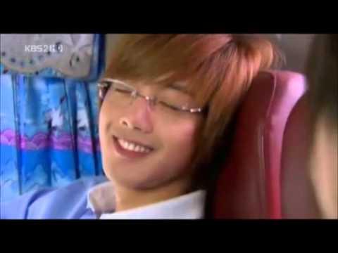 La sonrisa de Kim hyun joong