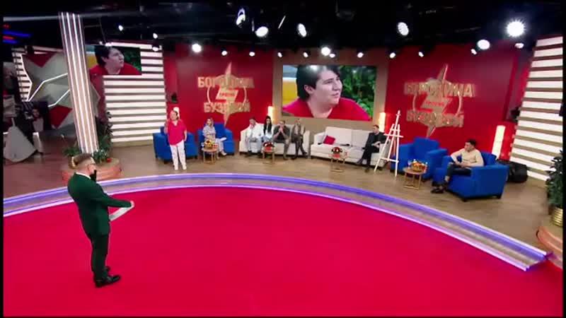 ОВ Гобозова пожелала Кадони никогда не стать отцом
