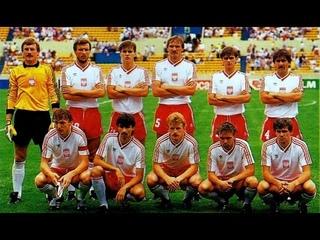 1986 [424] Polska v Maroko [0-0] Poland v Morocco [Full match]