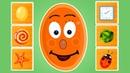 Геометрические фигуры для детей. Развивающие мультики для детей 0-5 лет.