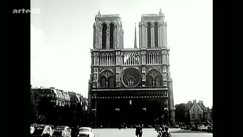 Die Orgel von Notre Dame de Paris Olivier Latry Titularorganist von Notre Dame