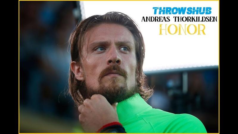 Javelin throw Andreas Thorkildsen