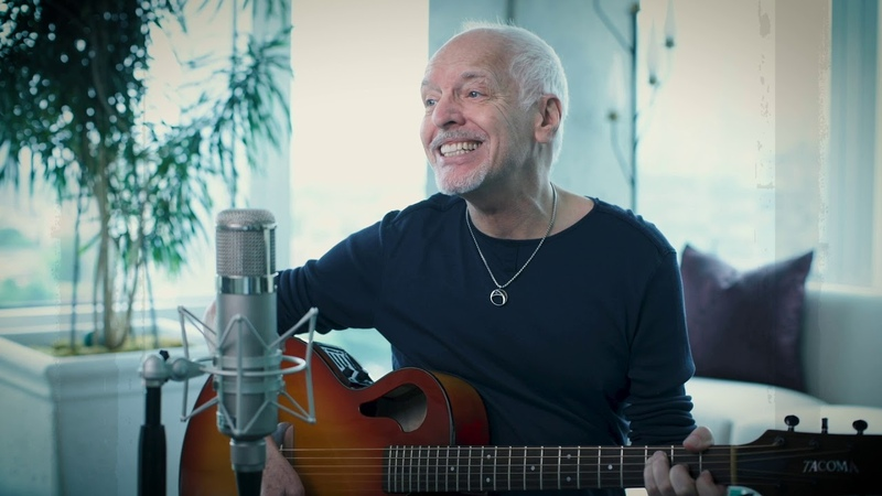 Peter Frampton It Don't Come Easy Ringo Starr 80th Birthday Cover