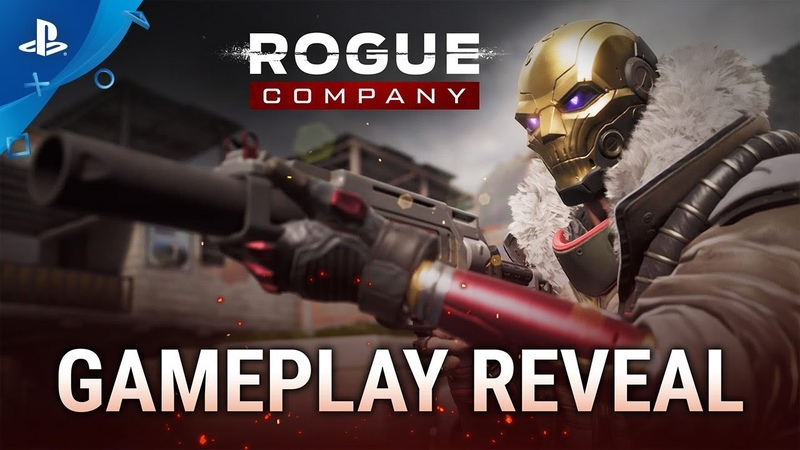 Rogue Company Gameplay Reveal PS4 2020