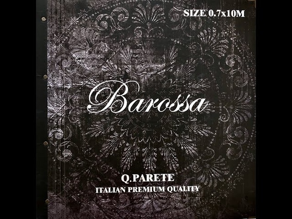 Quarta Parete BAROSSA – каталог обоев видеообзор