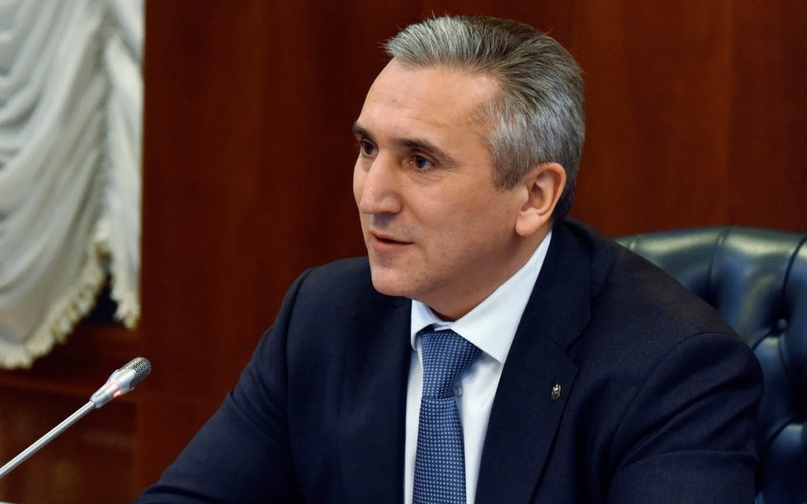 Александр Моор (фото пресс-службы губернатора)