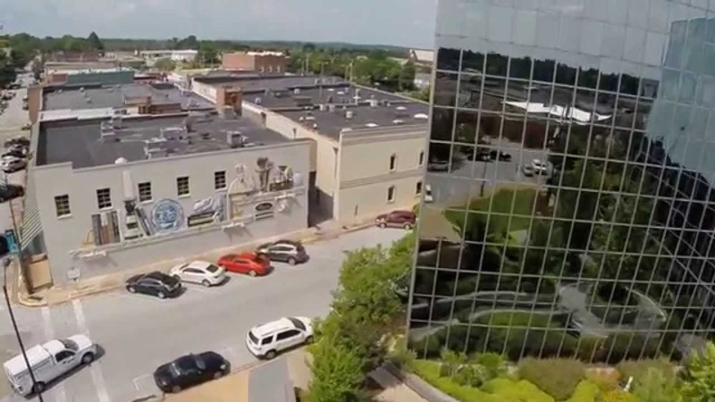 Aerial Photography Tupelo MS Iron Fist Marketing