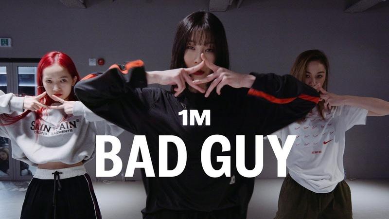 Billie Eilish bad guy Tina Boo Choreography