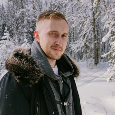 Антон, 25, Severomorsk