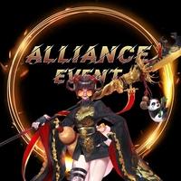 Логотип ALLIANCE EVENT
