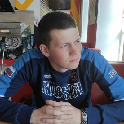 Марк, 19, Ryazan