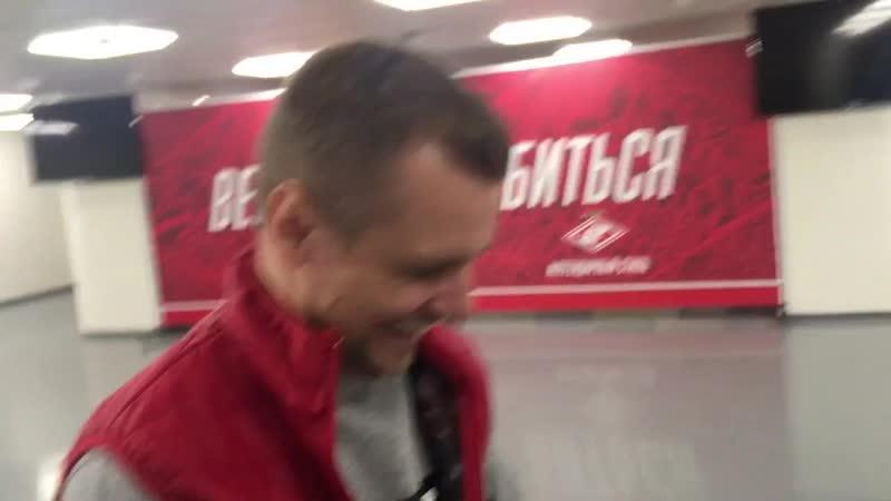 Роман Щербина рассказывает про шутки с Максименко на рыбалке. Там очень весело, но никто (пока) не знает почему