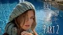 Шикарный БЕРЕТ спицами Warm Autumn мастер-класс / Beautiful knitted beret tutorial