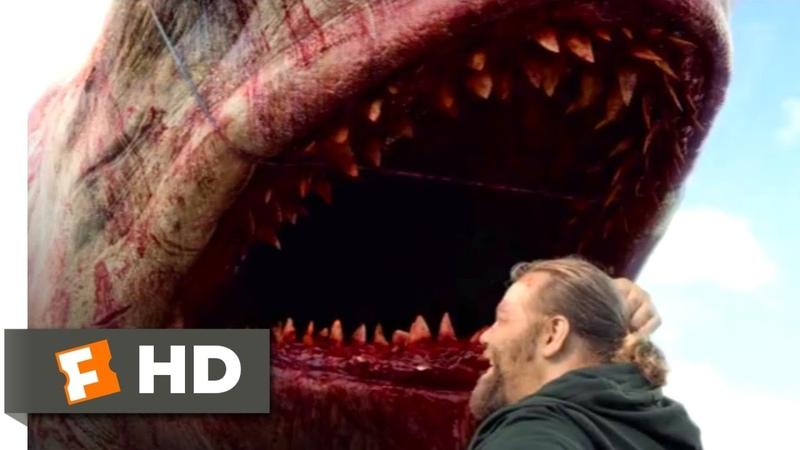 The Meg 2018 We Killed the Meg Scene 6 10 Movieclips