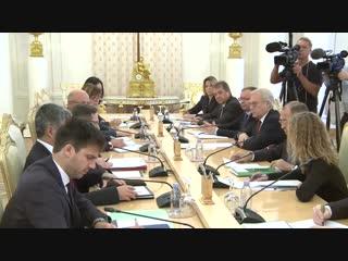 Вступительное слово С.В.Лаврова в ходе встречи с Генеральным секретарём ОБСЕ Т.Гремингером