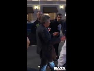 Пьяный Михаил Ефременко устроил ДТП в центре Москвы NR