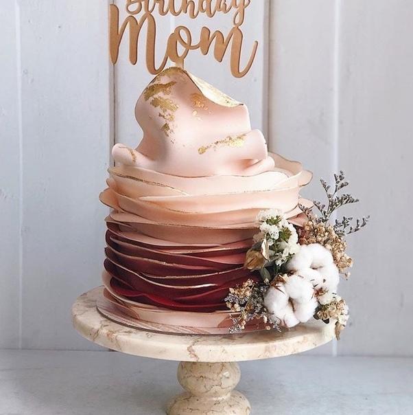 Изысканные тортики.