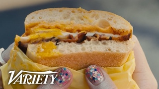 How to Make Harley Quinn's Delicious Egg Sandwich From 'Birds of Prey