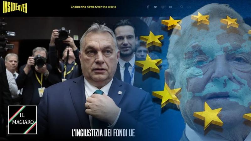 'ORBÁN RUBA MILIARDI EUROPEI DATI ALL'UNGHERIA PER IL COVID'