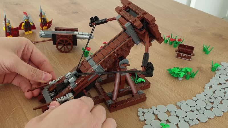 Лего баллиста