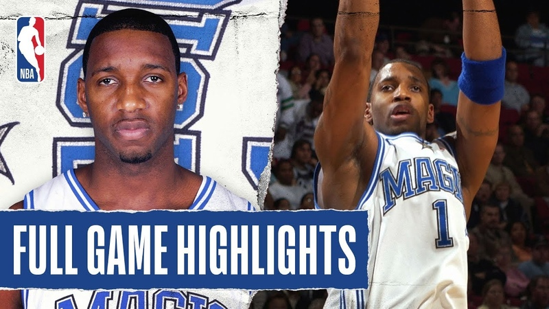 FULL GAME HIGHLIGHTS Tracy McGrady Goes OFF for CAREER HIGH 62 PTS