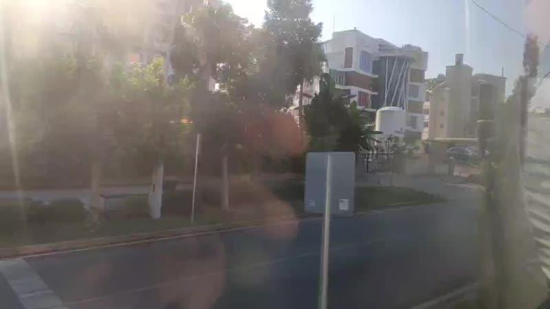 поездка в автобусе курортные городки 2019