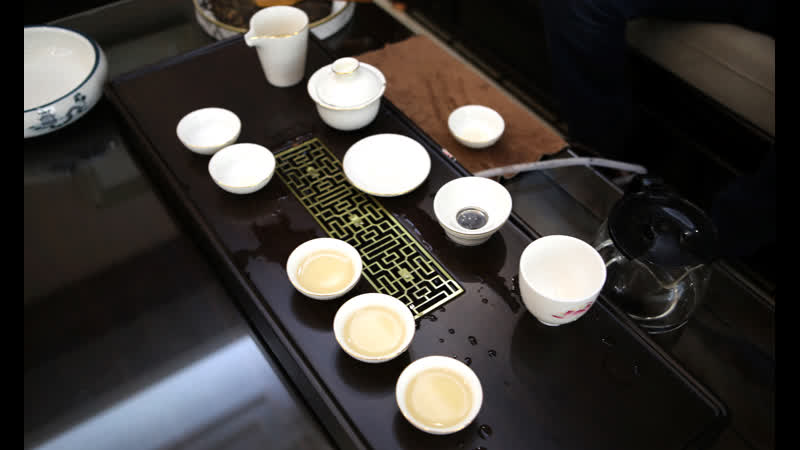 Как правильно заваривать китайский чай Пуэр