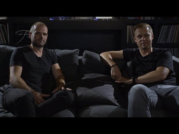 Armin van Buuren Benno de Goeij present GAIA – Moons Of Jupiter (Interview)