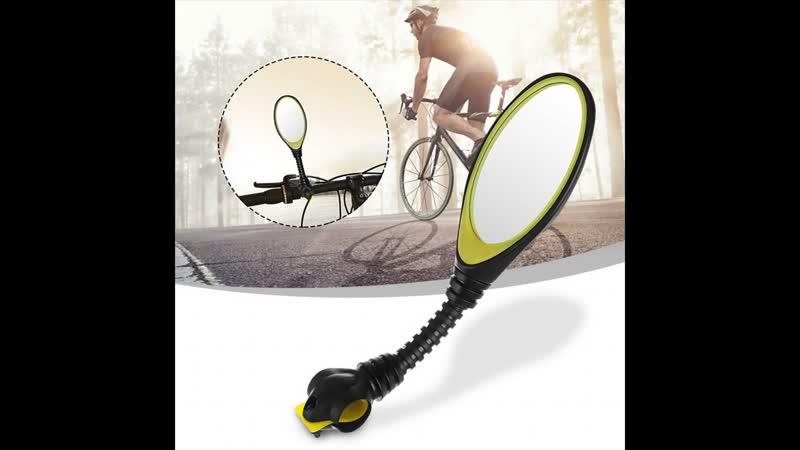 Велосипедное зеркало заднего вида с гнущимся креплением купить наложенным платежом недорого интернет магазин