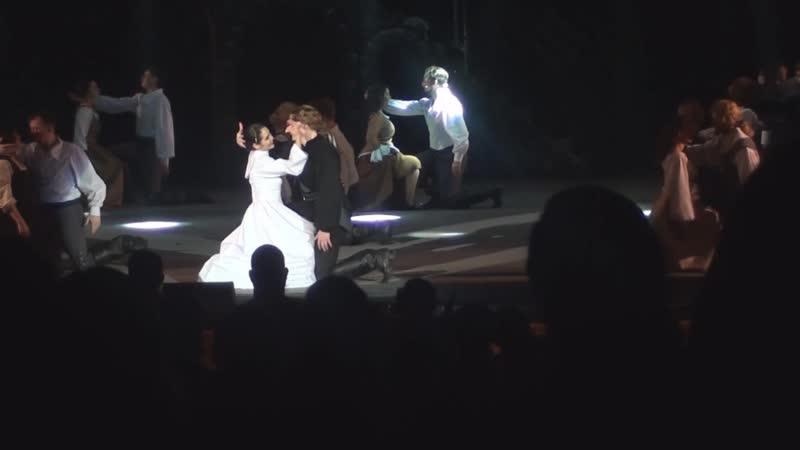 премьерные показы мюзикла Сирано де Бержерак