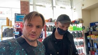 Каратели в масках штурмуют предпринимателей