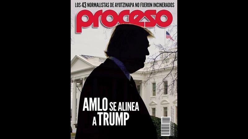 Revista Proceso 5 Julio 2020 López Obrador Viaja a USA Noticias de México 🔴🔴🔴 Leonardo Schwebel