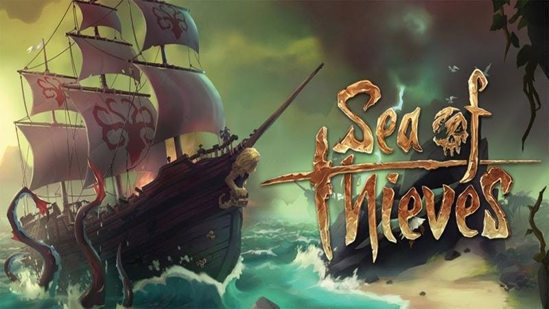 Стрим Море Воров Sea of Thieves 5 Команда пиратов даёт Полный вперед