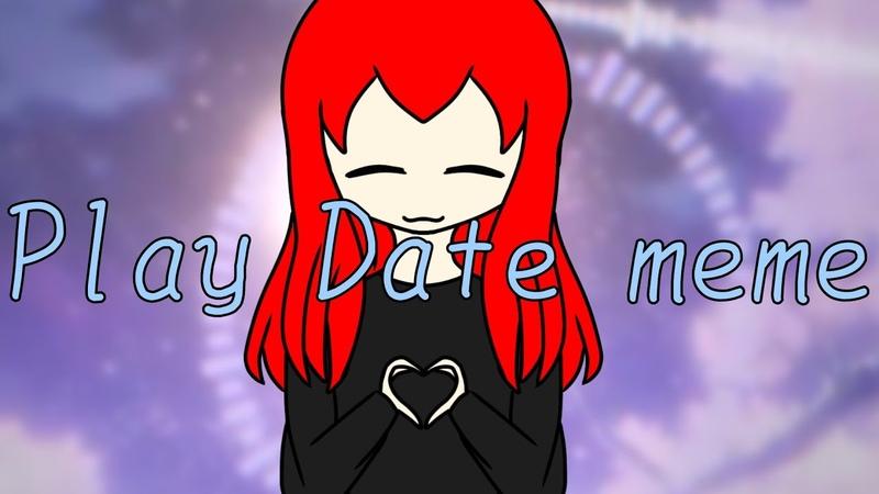 Play Date meme _ для канала Лекса Майнкрафт _(мини сериал город вампиров )