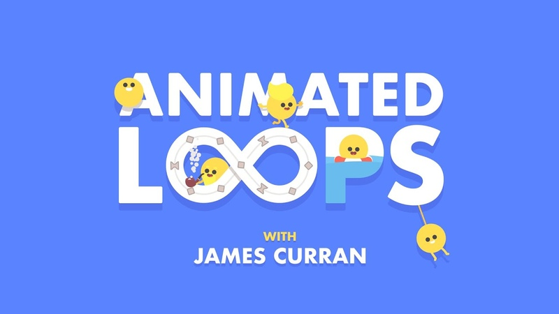 Animated Loops with James Curran Online Course