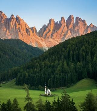 Италия, Доломиты