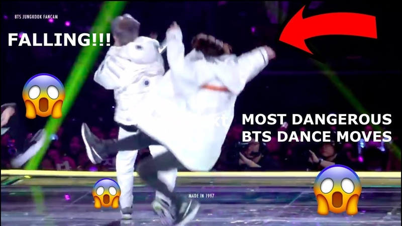 MOST DANGEROUS BTS Dance Moves *BTS making Armies nerve racking for 11 minutes*