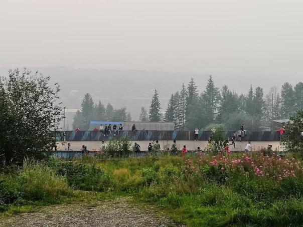 Сил уже нет. Помогите! Россияне задыхаются от пожаров в Сибири: в сети истерика Мгла от масштабных лесных пожаров на востоке России дошла уже до Эвинского района в Республике Коми. Местные