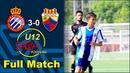 Espanyol vs Mercantil 3-0 Torneo en Sant Joan Despí 2019