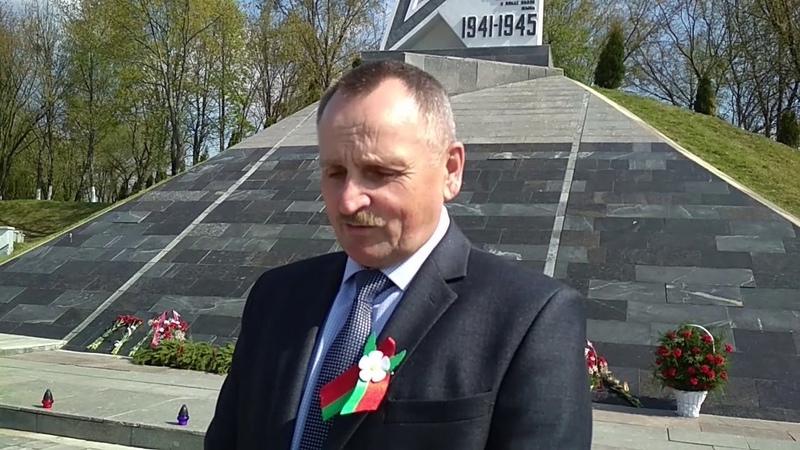 Жители Кореличского района говорят о Великой Отечественной войне и Победе